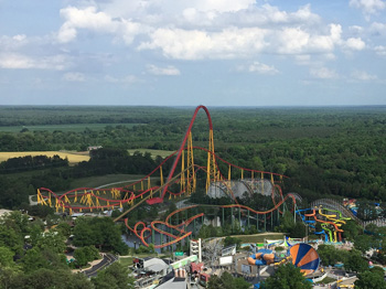 Kings Dominion Impressionen