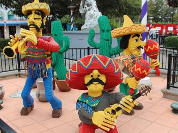 Legoland California Impressionen