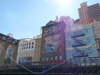 New York New York Hotel & Casino Impressionen
