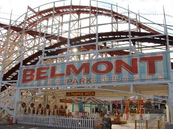 Belmont Park Impressionen