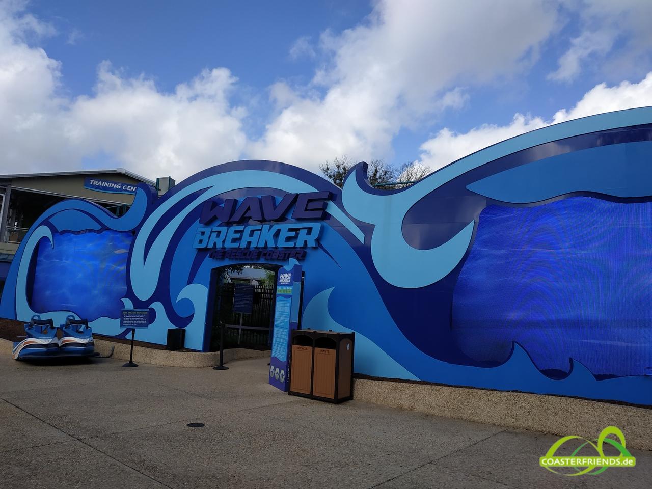 SeaWorld San Antonio Impressionen