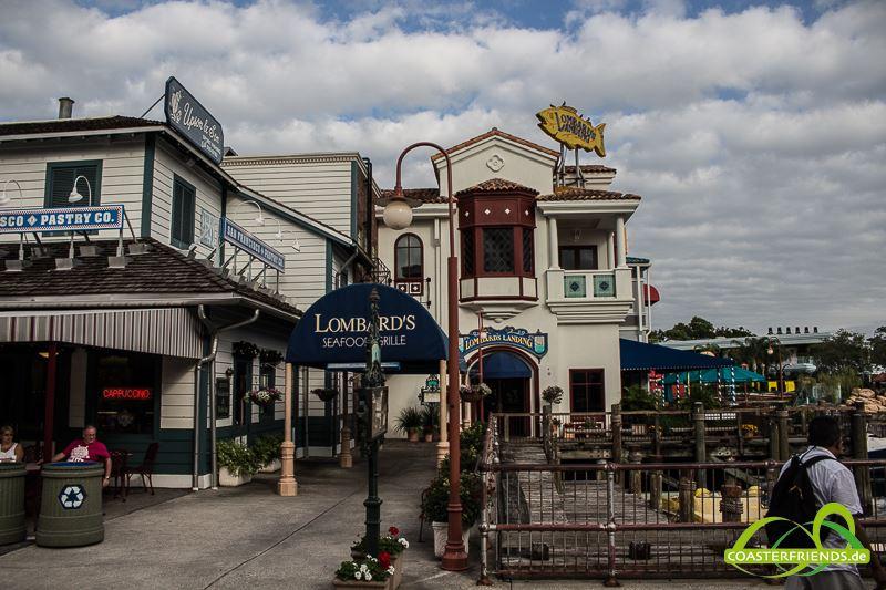 Universal Studios Florida Impressionen