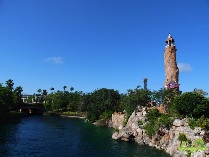 Universal Studios Islands of Adventure Impressionen