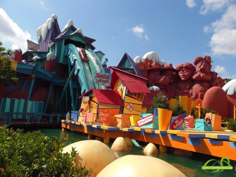 Universal Studios Islands of Adventure Impressionen