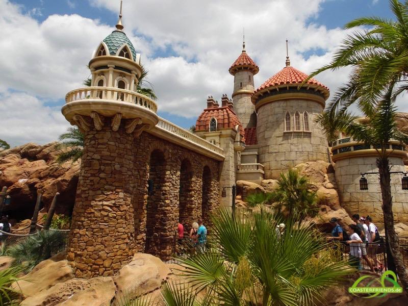 Walt Disney World - Magic Kingdom Impressionen
