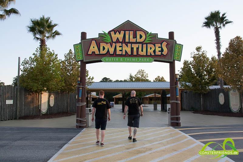 Wild Adventures Impressionen