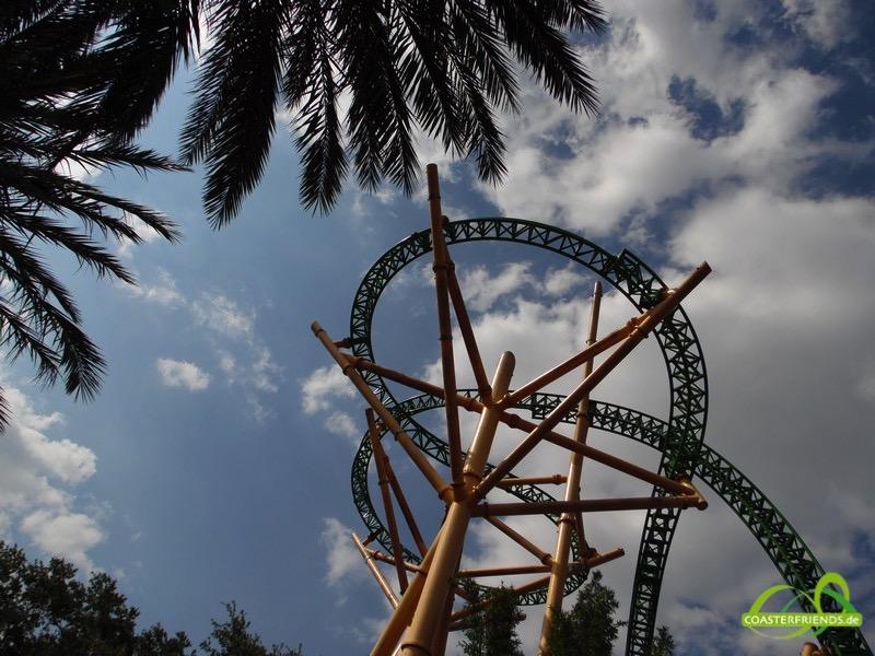 Busch Gardens Tampa Impressionen