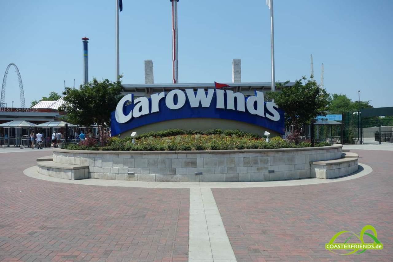 Carowinds Impressionen