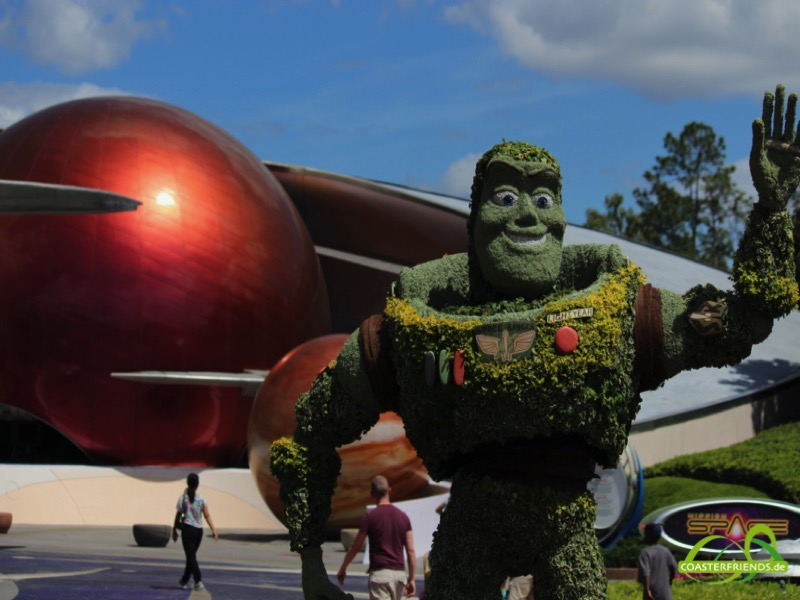 Walt Disney World - Epcot Impressionen