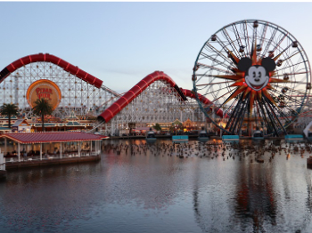 Disney California Adventure Park Impressionen
