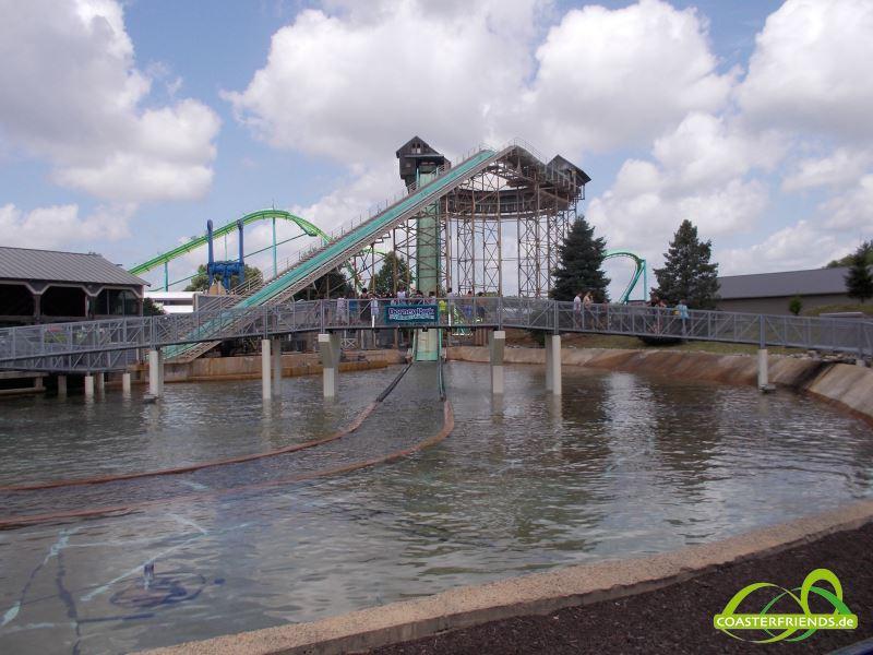 Dorney Park & Wildwater Kingdom Impressionen