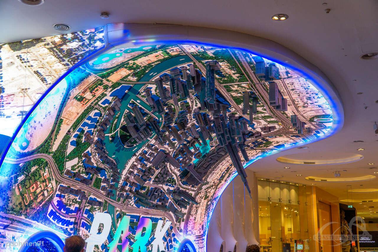 VR Park Dubai Impressionen