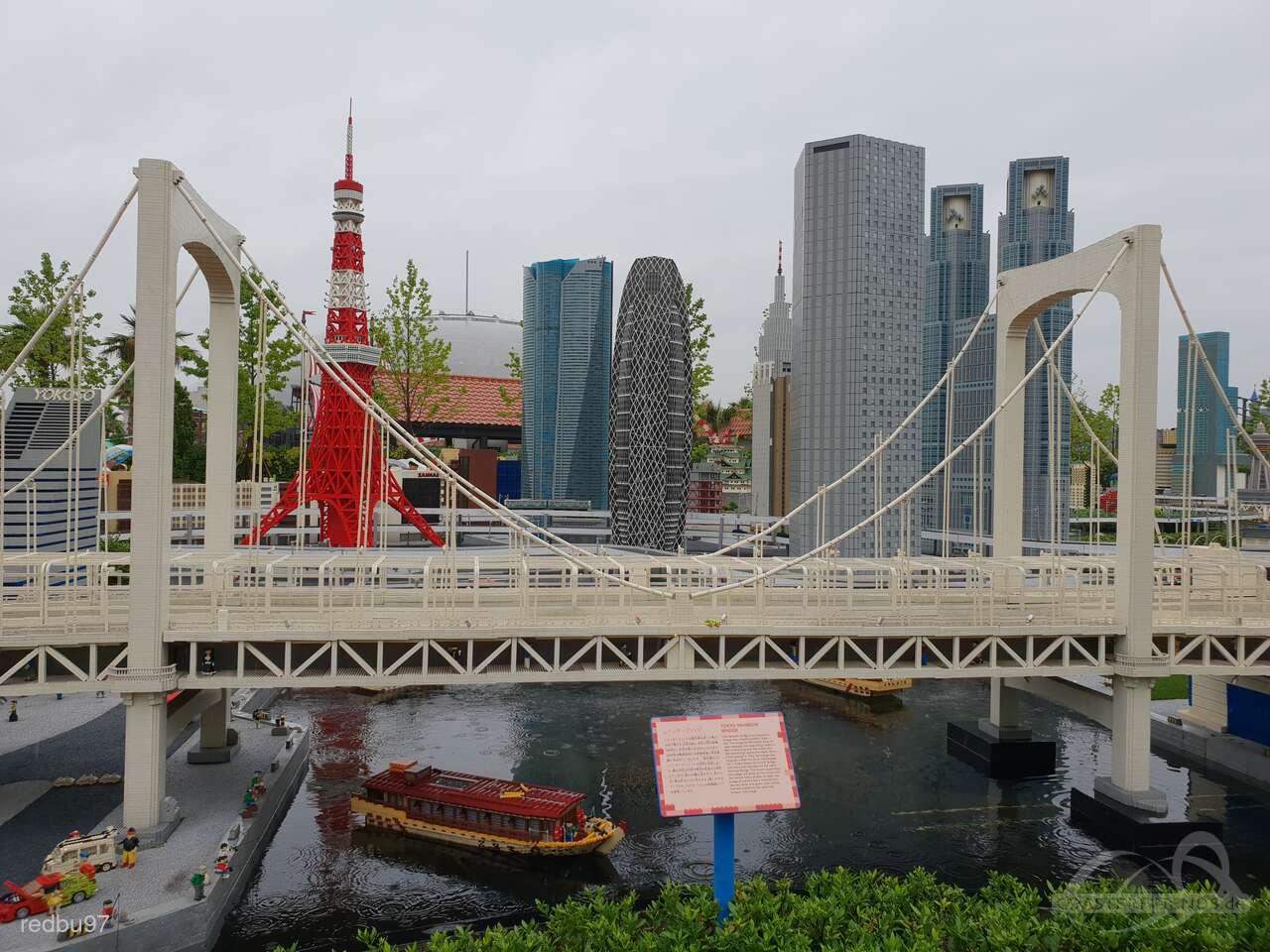Legoland Japan Impressionen