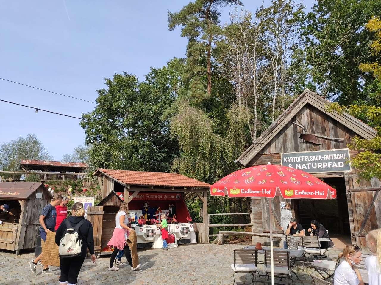 Karls Erlebnis-Dorf Zirkow Impressionen