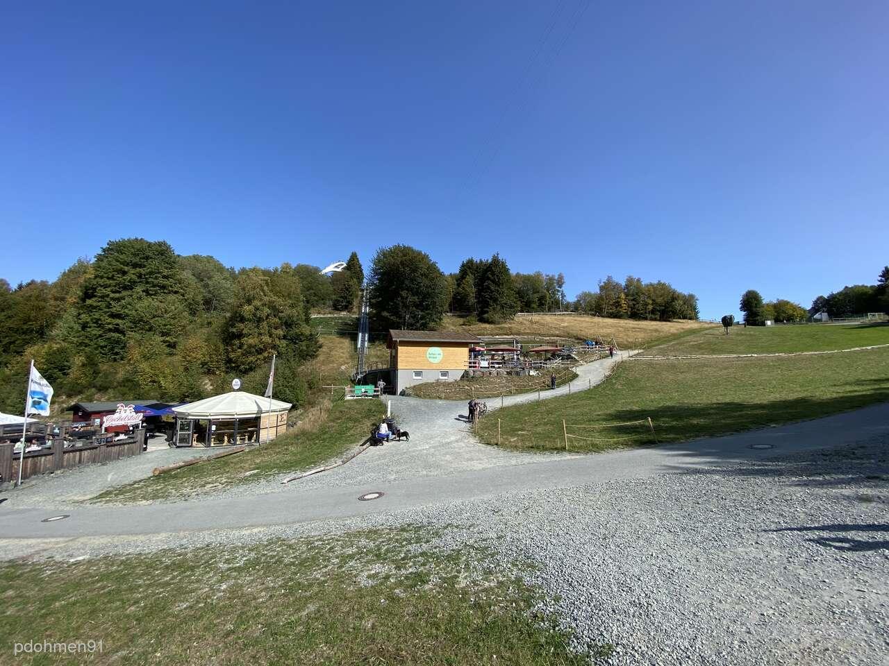 Skiliftkarussell Winterberg Impressionen
