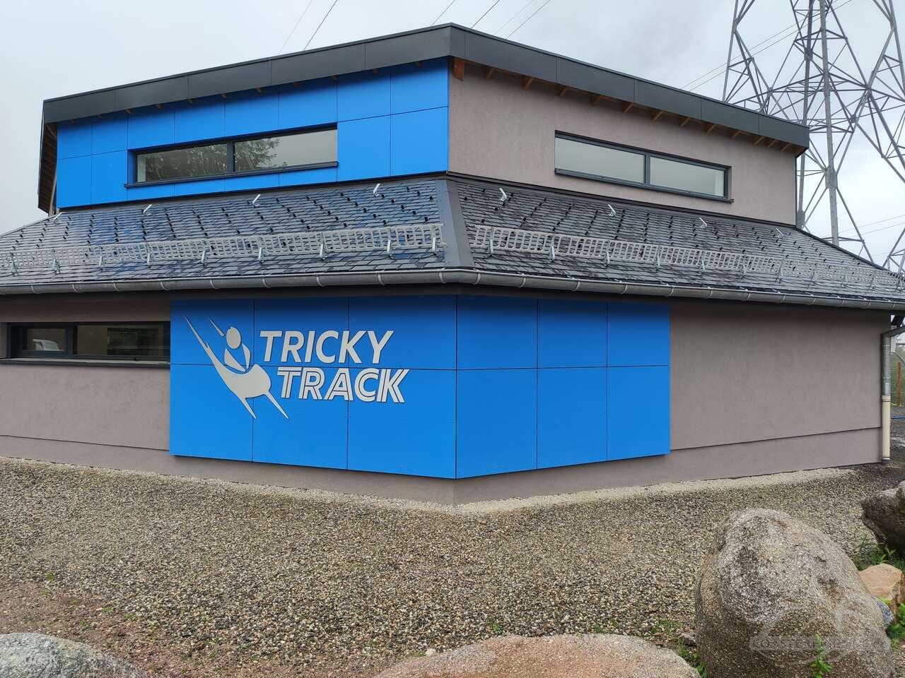 Tricky Track Impressionen