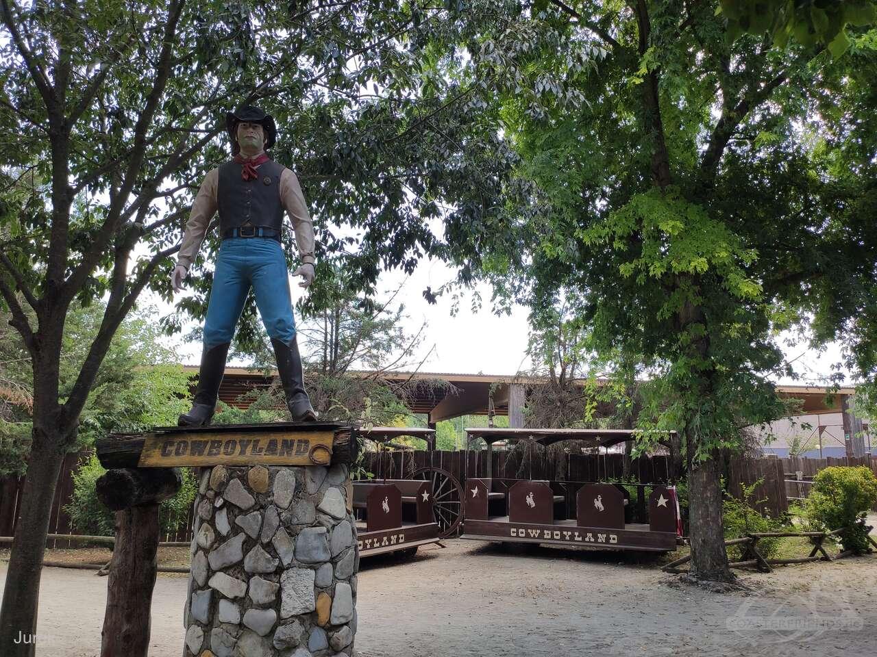 Cowboyland Impressionen