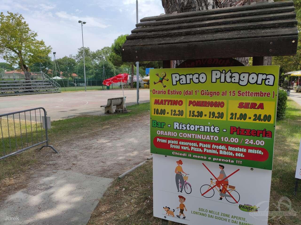 Parco Pitagora Impressionen