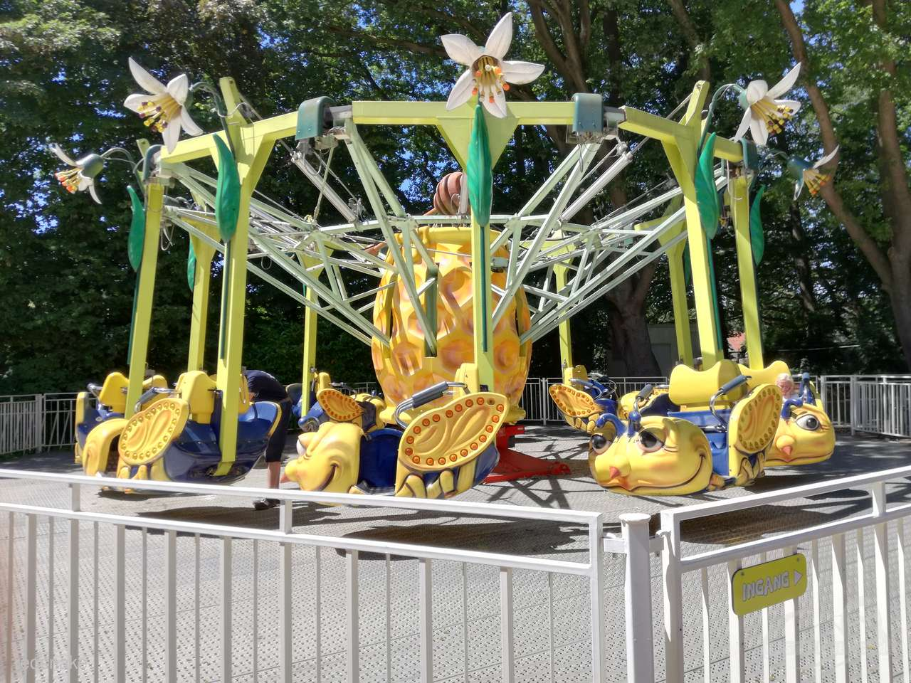 Amusementspark Tivoli Impressionen