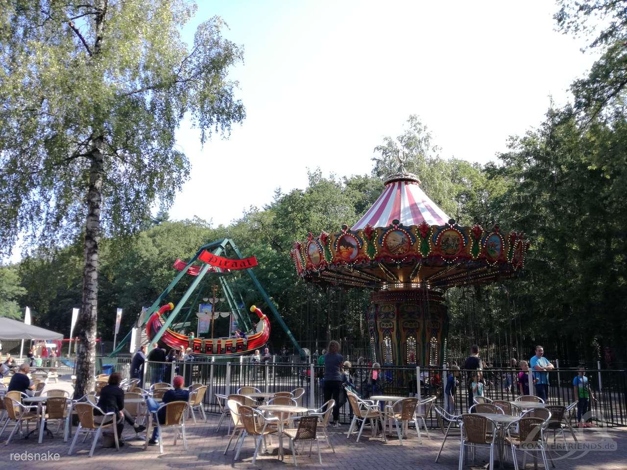 Drouwenerzand Attractiepark Impressionen
