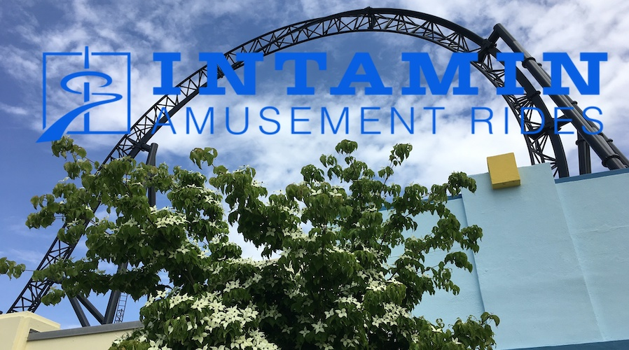 Multi-Dimension-Achterbahn von Intamin im Movie Park Germany!