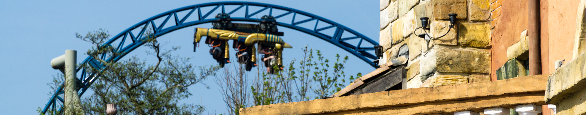 Anubis the Ride (Plopsaland De Panne)
